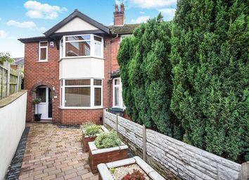 Thumbnail 2 bedroom semi-detached house for sale in Joanhurst Crescent, Hanley, Stoke-On-Trent