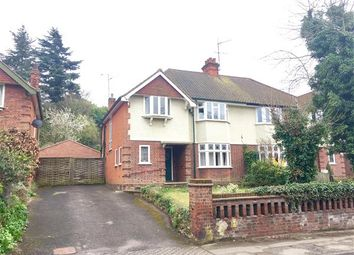Thumbnail 4 bed semi-detached house for sale in Tuddenham Road, Ipswich