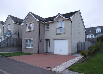 Thumbnail 4 bed detached house to rent in Balquharn Drive, Portlethen