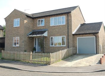 Thumbnail 3 bed detached house for sale in Heron Close, Downham Market