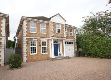 Thumbnail 4 bed detached house for sale in High Road, Rayleigh