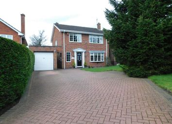 Thumbnail 4 bed detached house for sale in Wilmore Court, Hopton, Stafford