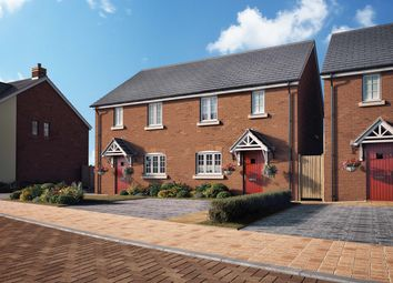 Thumbnail 3 bed semi-detached house for sale in Lower Street, Hillmorton, Rugby, Warwickshire