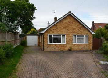 Thumbnail 3 bed detached bungalow to rent in Fairfield Close, Little Plumstead