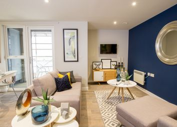 Thumbnail 1 bedroom flat to rent in 32 Bernard Street, Southampton