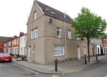 Thumbnail Flat for sale in Court Road, Grangetown, Cardiff