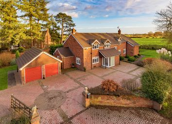 Thumbnail 4 bed detached house for sale in Tern House, Eaton-On-Tern, Market Drayton