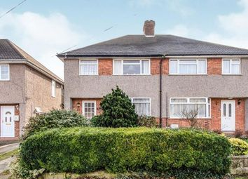 Thumbnail 3 bed semi-detached house for sale in Haven Close, Swanley, Kent