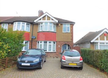 Thumbnail 3 bed semi-detached house to rent in Diamond Road, Ruislip