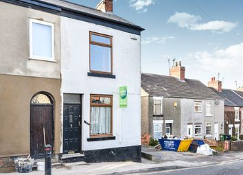 Thumbnail End terrace house for sale in Lowes Hill, Ripley