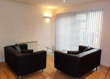 Thumbnail 1 bedroom flat to rent in The Royal Apartments, Wilton Place, Salford City