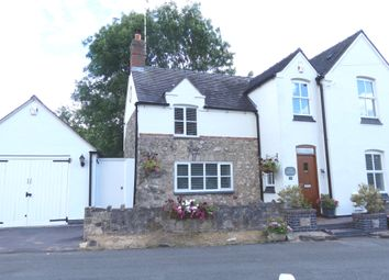 Thumbnail 3 bed detached house for sale in The Green, Breedon On The Hill