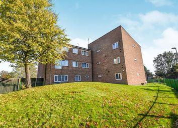 Thumbnail 1 bed flat for sale in Brookhill Close, New Invention, Willenhall, West Midlands