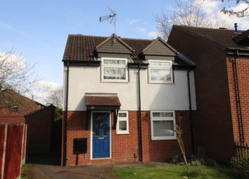 Thumbnail 3 bedroom terraced house for sale in Amadis Road, Leicester