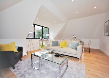 Thumbnail 2 bed flat to rent in Diplomat Court, Green Lane, Hendon