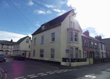 Thumbnail 1 bedroom flat to rent in Summerland Street, Barnstaple