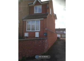 Thumbnail 2 bed end terrace house to rent in Brunswick Close, Aylesbury