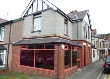 Thumbnail 4 bed end terrace house for sale in Orme Road, Bangor, Gwynedd