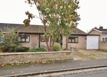 Thumbnail 3 bed semi-detached bungalow for sale in Moors Close, Ducklington, Witney