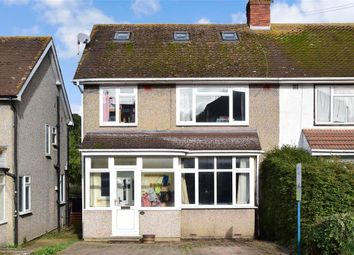 Thumbnail Semi-detached house for sale in Lodge Road, Fetcham, Leatherhead, Surrey