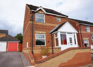 Thumbnail 3 bedroom detached house for sale in Nether Field Way, Thorpe Astley