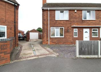 Thumbnail 3 bed semi-detached house for sale in Anne's Crescent, Scunthorpe, North Lincolnshire