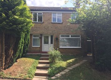 Thumbnail 3 bed end terrace house for sale in Garden Avenue, Hatfield