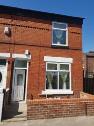 Thumbnail 3 bed end terrace house for sale in Manor Road, Levenshulme