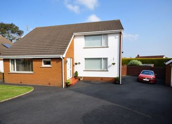 Thumbnail 3 bed detached house for sale in Onslow Gardens, Bangor
