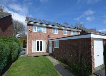 Thumbnail 3 bed semi-detached house for sale in Abney Close, Chesterfield