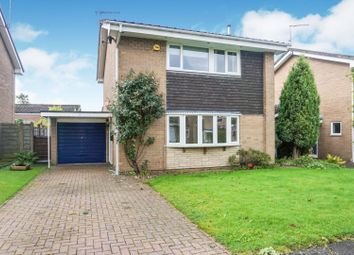 Thumbnail 3 bed detached house for sale in Fitzwilliam Avenue, Macclesfield
