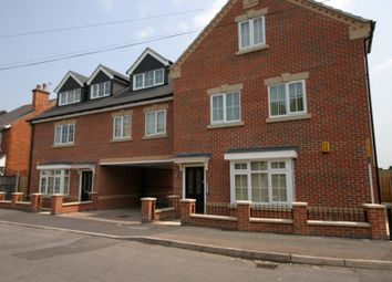 Thumbnail 2 bed flat to rent in The Brambles, Littleover, Derby