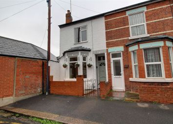 Thumbnail 3 bedroom end terrace house for sale in Hilcot Road, Reading, Berkshire