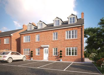 Thumbnail 2 bedroom duplex for sale in Church Lane, Davenham