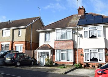 Thumbnail 3 bedroom semi-detached house for sale in Farcroft Road, Parkstone, Poole