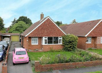 Thumbnail 2 bed bungalow for sale in Morelands Road, Purbrook, Waterlooville