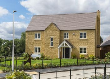 Thumbnail 5 bed detached house for sale in Stratford Road, Tredington, Coventry