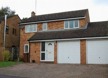 Thumbnail 4 bedroom detached house to rent in Paddock Close, Ravensthorpe, Northants