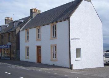 Thumbnail 4 bed detached house to rent in High Street, Avoch