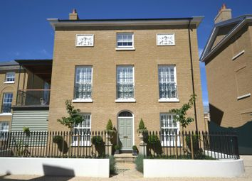 Thumbnail 4 bed detached house for sale in Wadebridge Lane, Poundbury, Dorchester