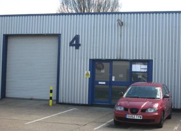 Thumbnail Light industrial to let in Unit 4, March Place, Gatehouse Industrial Area, Aylesbury, Buckinghamshire