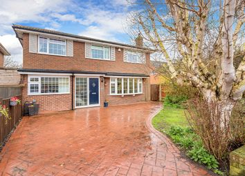 Thumbnail 4 bed detached house for sale in Granville Avenue, Newport