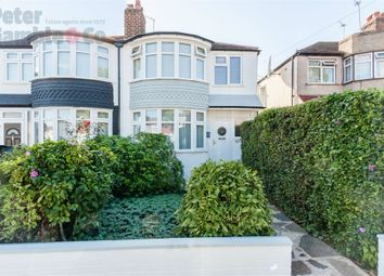 Thumbnail 3 bed end terrace house for sale in Conway Crescent, Perivale, Greenford, Greater London