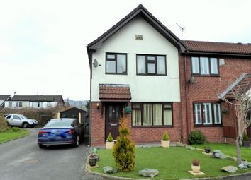 Thumbnail 3 bed mews house for sale in Pennine Court, Stalybridge