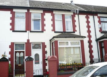 Thumbnail 4 bed semi-detached house for sale in Mount Pleasant -, Porth