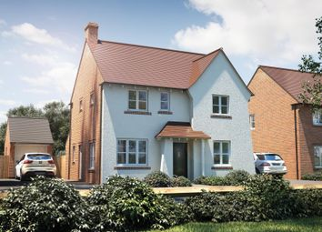 "Thumbnail 4 bedroom detached house for sale in ""The Berrington"" at Pine Ridge, Lyme Regis"
