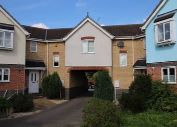 Thumbnail 3 bed terraced house to rent in Brybank Road, Haverhill