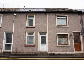 Thumbnail 2 bed terraced house for sale in Mitre Street, Abertillery