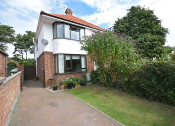 Thumbnail 3 bed semi-detached house for sale in Beccles Road, Gorleston, Norfolk