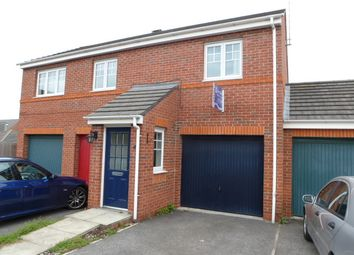 Thumbnail 2 bed flat to rent in Bateman Close, Crewe, Cheshire